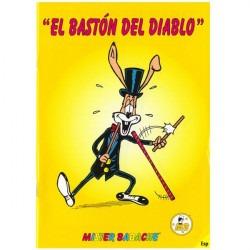 """Libro """"El Bastón del..."""