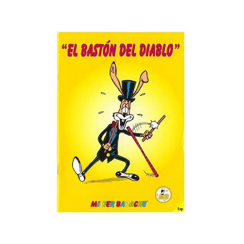 """Libro """"El Bastón del Diablo"""" - Mister Babache"""
