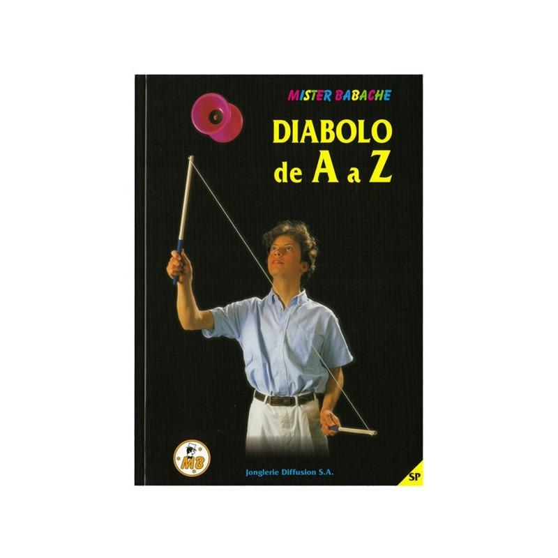 """Libro """"Diabolo de A a Z"""" - Mister Babache"""
