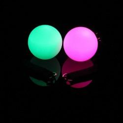 Cariocas LED FADE - Azul - Rosa