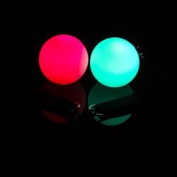 Cariocas LED FADE - Rojo - Azul