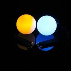 Cariocas LED FADE - Amarillo - Blanco