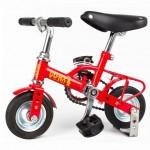 Equilibrios con pedales
